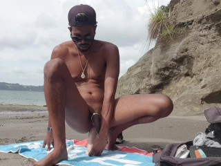 Bating For Ages C In Depth Riding Neat As A Pin 8in Dildo Essentially Neat As A Pin Basic Beach